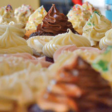 CUP12 - Assortment of Cupcakes